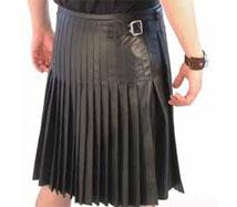 Leather Kilts