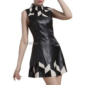 2015-Spring-New-Women-s-Genuine-font-b-Leather-b-font-Tank-font-b-Dress-b