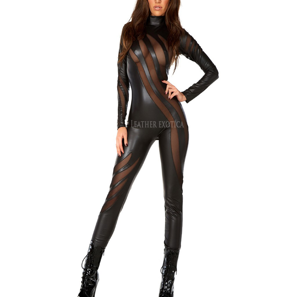 Catsuits for Women. The name for the catsuit costume originated from the Japanese word