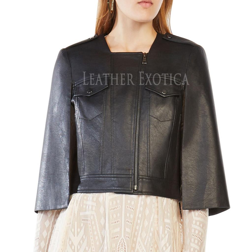 Leather jacket sale womens -  Leather Jacket Women Sale Lewj0056s Lewj0056