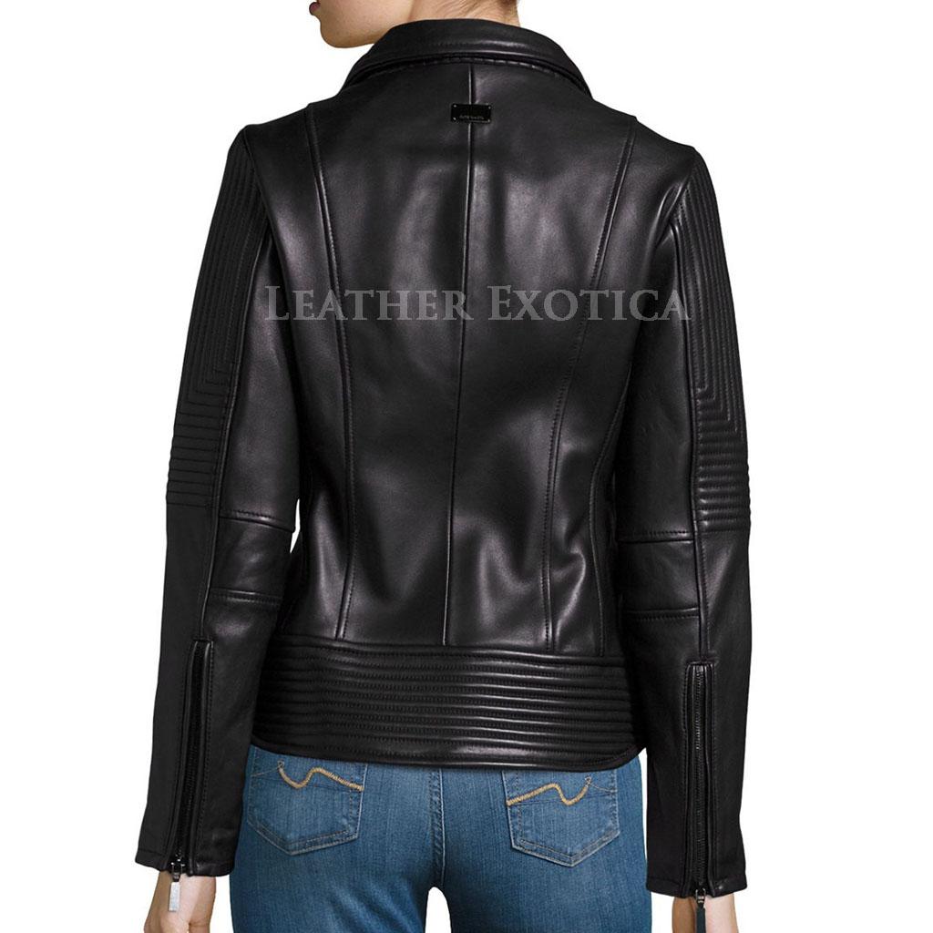 Leather jacket sale womens -  Leather Jacket For Women Sale Lewj0059s Lewj0059