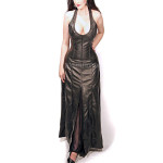 Halloween Special Hourglass Gown For Women