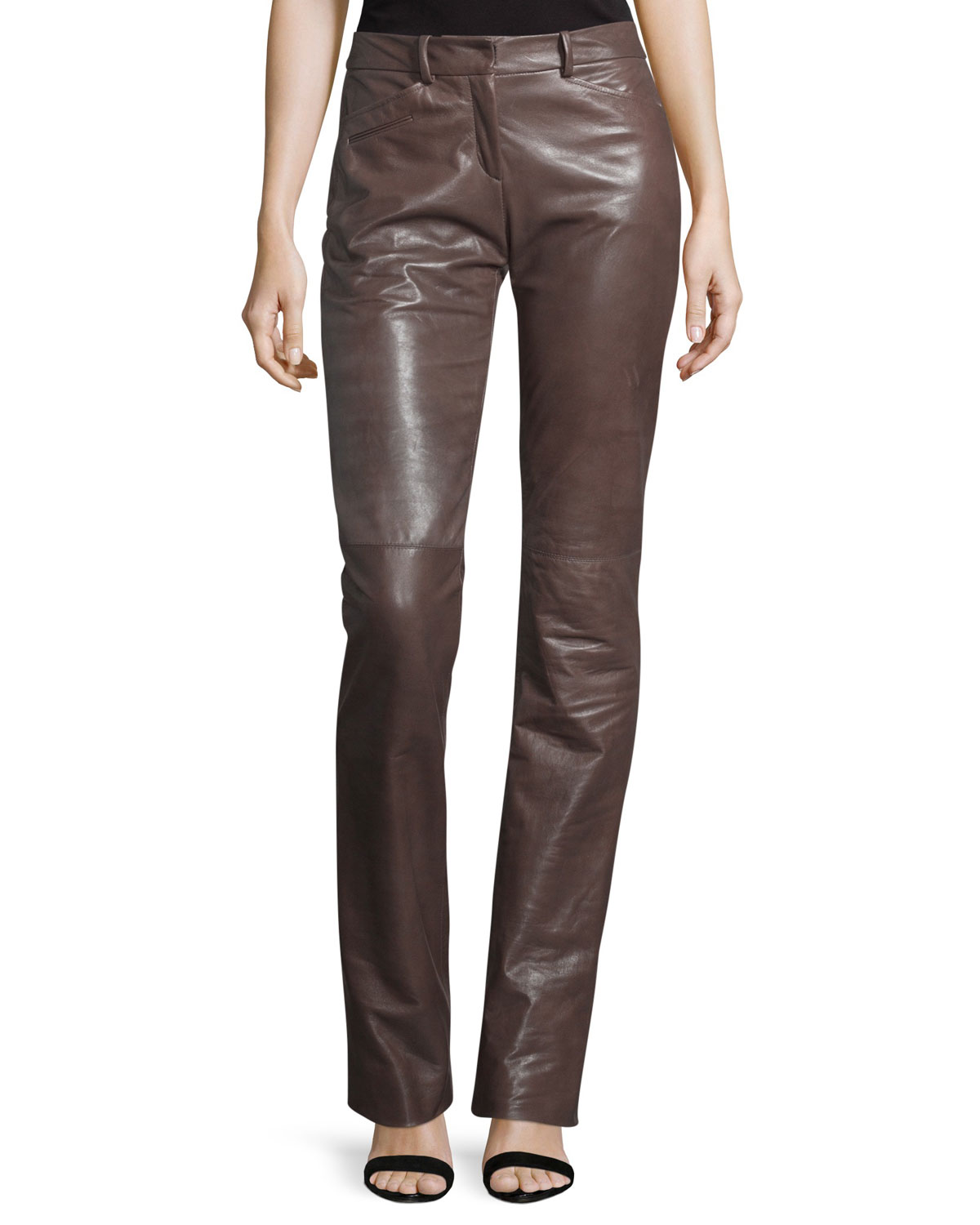 Stunning Leather Pants For Women Leatherexotica