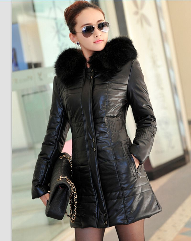 Winter Leather Coats Todays Most Demaning Style