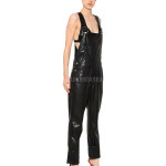 Stunning Leather Jumpsuit For Women