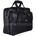 Vintage Business Briefcase Laptop Bag For Men