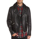 Premium Men Motorcycle Leather Jacket