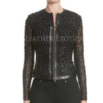 New Style Designer Leather Jacket