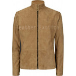 Daniel Craig Morocco Blouson Leather Jacket