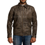 Daniel Craig Skf Leather Jacket For Men