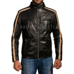 Flash Gordon Eric Johnson Leather Jacket