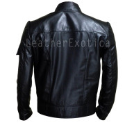 HAN SOLO SMUGGLER LEATHER JACKETB