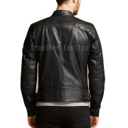 HANNIBAL TV SERIES LEATHER JACKETB