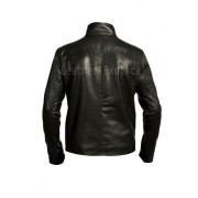 PUNISHER BIKER LEATHER JACKETb