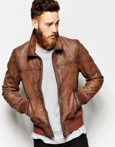 cd236c90fef64961e695cbed845bf922--brown-leather-bomber-jacket-leather-jacket-outfits