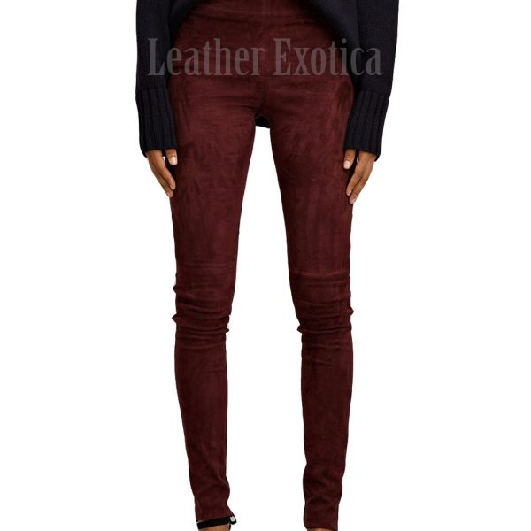 JOSEPH-Suede-Stretch-Legging-Leather-Bottom-Morgon-jf0011970539-4