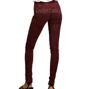 JOSEPH-Suede-Stretch-Legging-Leather-Bottom-Morgon-jf0011970539-6