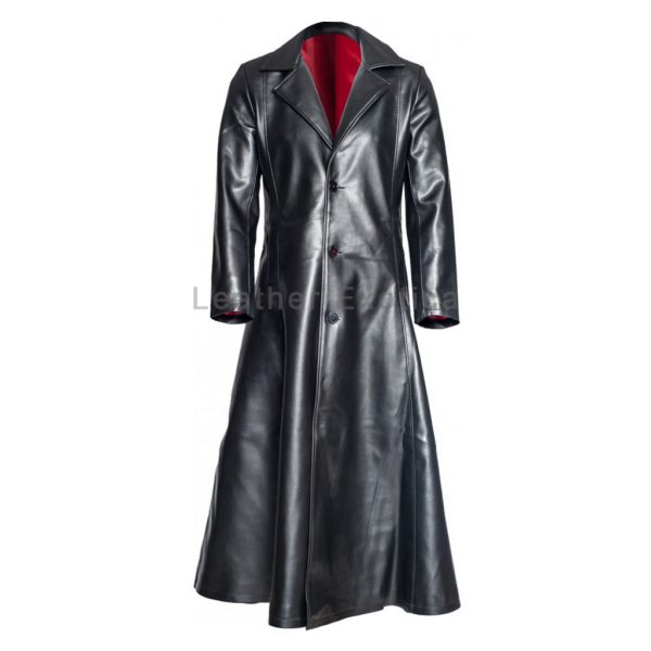 Menleathercoat