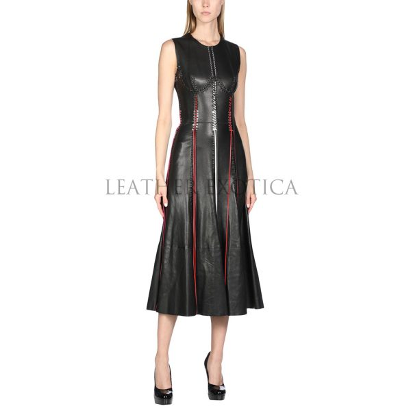 leatherdress101