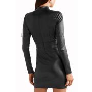 mini leather dress-01