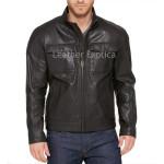 Men Tucker Leather Jacket